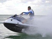 Jet ski by Cancun