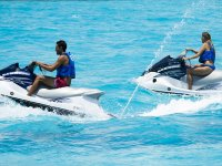 surf the waves of Cancun