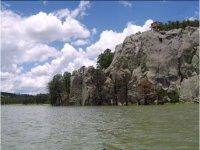 Lakes in the Sierra Tarahumara