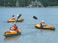 Rent of Kayaks