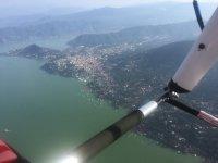 Vista desde al aire