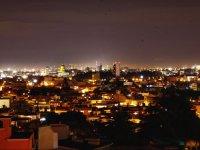 Toluca night sky