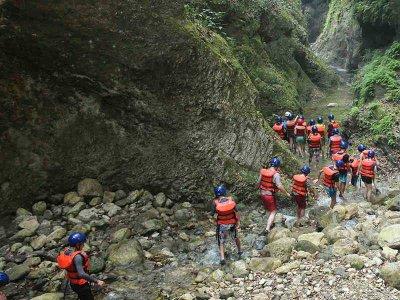 Armonía Rafting Caminata