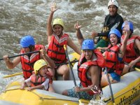 Guaranteed fun with rafting