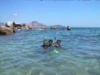 Aventuras en snorkel