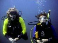 Expedición de buceo