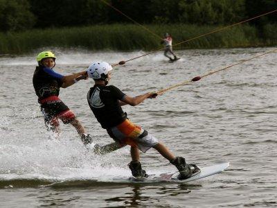 Fish-R-Us Esquí Acuático