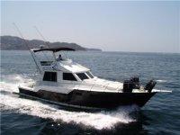Acapulco boat trip