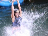 Adrenalina y agua