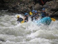 Rafting en Veracruz