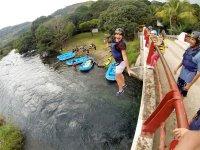 Rafting en Veracruz con Diversion en Rio