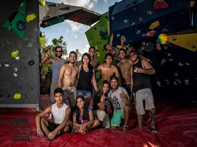 Acceso a escalódromo 1 mes en Cancún
