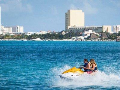 CancunRivieraMaya Tours Motos de Agua