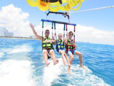 CancunRivieraMaya Tours Parasailing