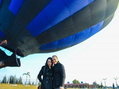 Balloon Flight Lodging in Tepotzotlan