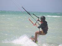 kitesurfing in yucatan