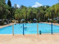 Enjoy the beautiful outdoor pool