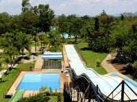 Water activities area