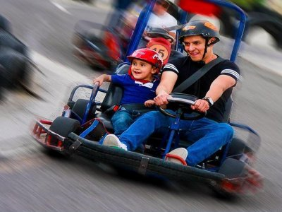 Action Park Puebla Go Karts