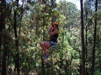 Canopy flight