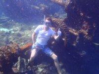 Diversion bajo el mar