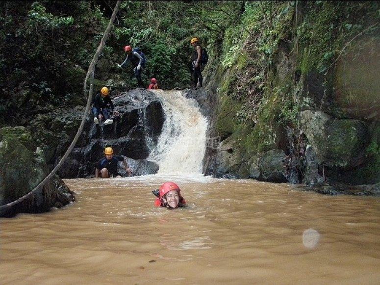 cascades route