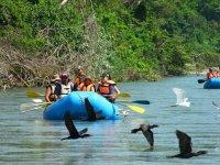 Rafting in La Ceiba (Copalita River)