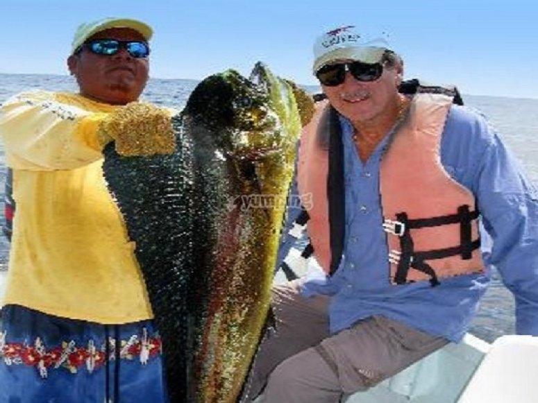 tours de pesca