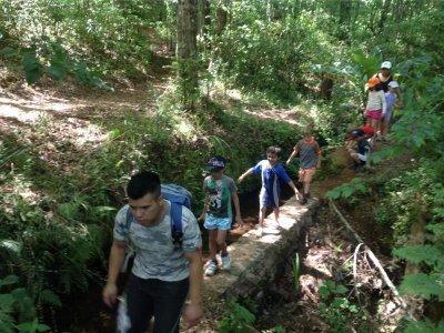 Lago y Tierra Camp Visitas Guiadas