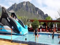 Children's pool in Monterrey