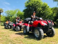 Quad bike tour Monterrey