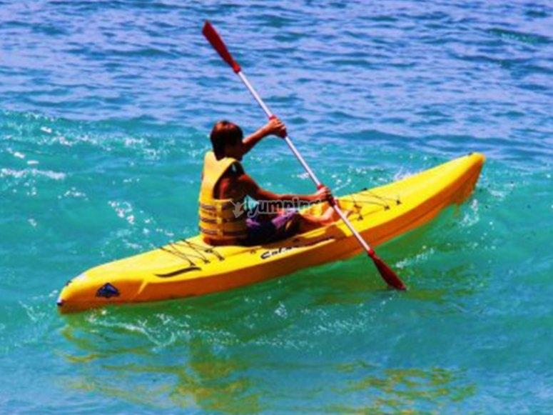 2-seater kayaks