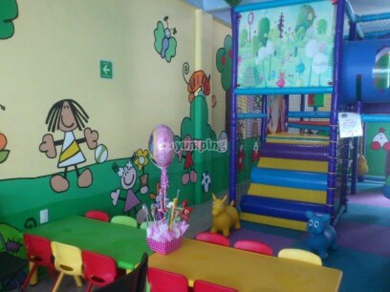 Fiestas infantiles Piccolo