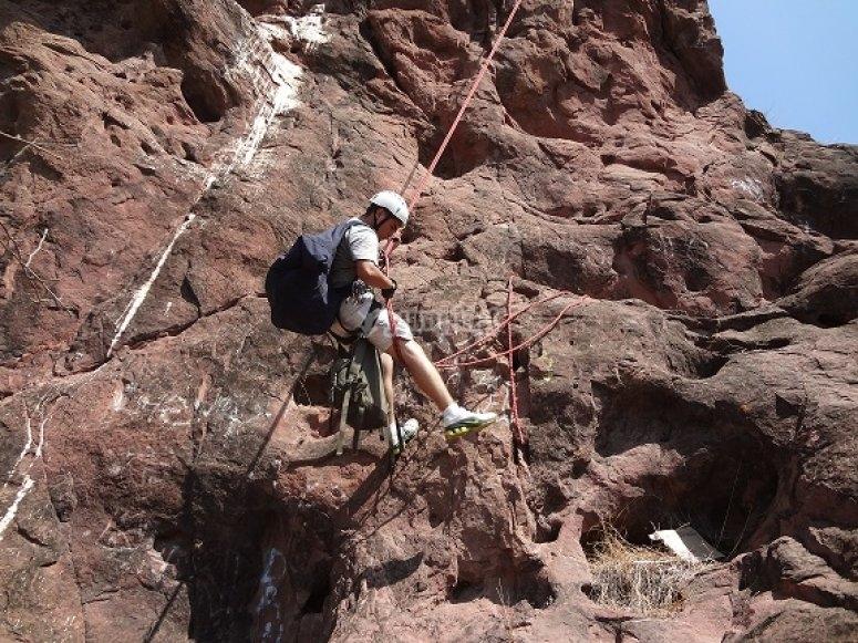 Activities in the mountain