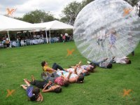 Games with the zorbing