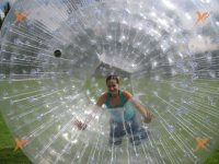 Zorb ball a very fun activity