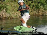 Clases de wakeboard para principiantes