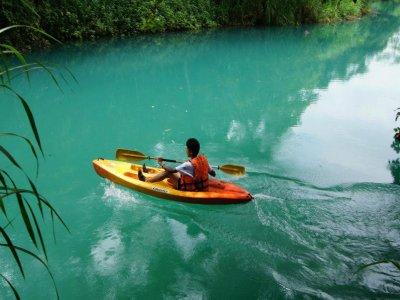 Centro Ecoturístico Tenochtitlán Kayaks