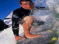 Monitor profesional de nuestra escuela de wakeboard