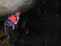 Caving in caves