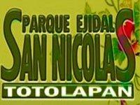 Parque Ejidal San Nicolás Totolapan Caminata