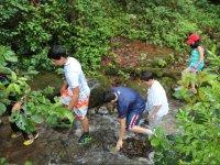 Niños exploradores