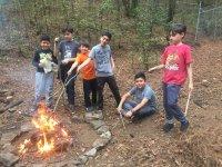 Campismo y sus diversas actividades