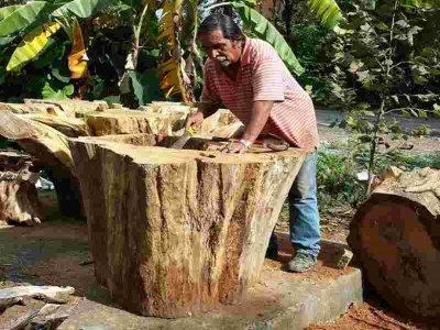 Tour a 4 talleres de artesanía en Villa Santiago