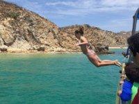 adrenaline leaps