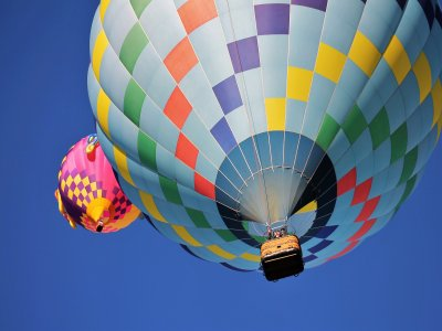 5 person package balloon flight + hospitality