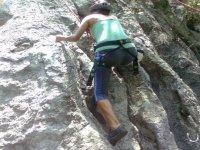 Climbing clinics