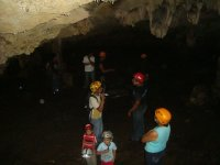 Caving excursions