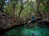 Happiness in Cenote