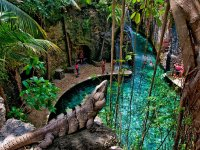 Maya Town